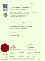 thumbs product certification licence About Us