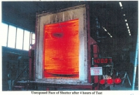 thumbs fire rated shutter unexposed after 4 hours a Fire Rated Roller Shutters